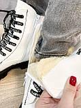 Белоснежные зимние  сапожки  для девочек Том.м, фото 3