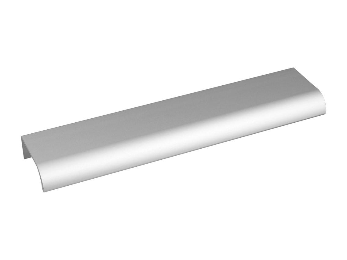 Ручка мебельная профильная Virno Lines PF 410/1 L=2500 алюминий