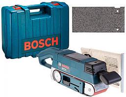 Стрічкова шліфмашина Bosch GBS 75 AE (0.75 кВт, 75х533 мм) (0601274707)