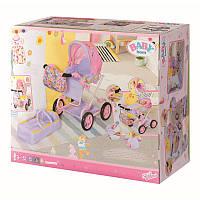 BABY Born - Коляска для кукол Deluxe 3in1 с сумкой и переноской 828649, фото 1