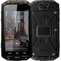 "Защищенный смартфон Land Rover Discovery (Guophone) V9 black черный IP67(2SIM) 4.5"" 1/8ГБ 0,3/8Мп 3G Гарантия!"