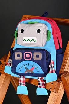 Рюкзак дитячий червоно-синій АDS 135707M
