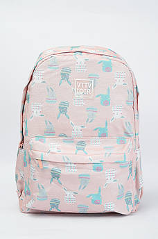 Рюкзак дитячий рожевий АDS 135946M