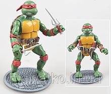 """Классическая фигурка Рафаэль """"Черепашки Ниндзя"""" - Raphael, TMNT 1988, Ninja Turtles, 15СМ"""
