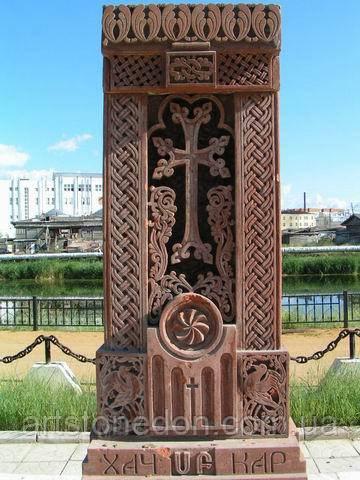 Мусульманские памятники