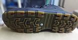 Мужские зимние кожаные ботинки большого размера качественные и удобные, фото 4