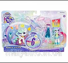 Игровой набор My Little Pony Princess Celestia Potion Princess