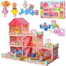 Будиночок для ляльок (типу LOL) арт. 6016