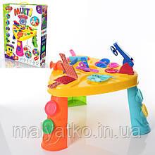 """Столик з набором для ліплення """"Multi Table"""" арт. MTB-01-01"""