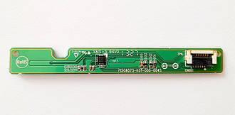 Плата сенсорних кнопок Philips 241P4Q, 220b (715G6073-K01-000-004S)