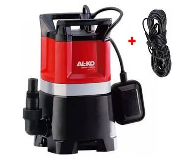 Погружной дренажный насос AL-KO Drain 12000 Comfort (Дополнительно: удлинитель 25м)