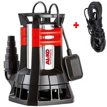 Погружной дренажный насос AL-KO Drain 20000 HD Premium (Дополнительно: удлинитель 25м)