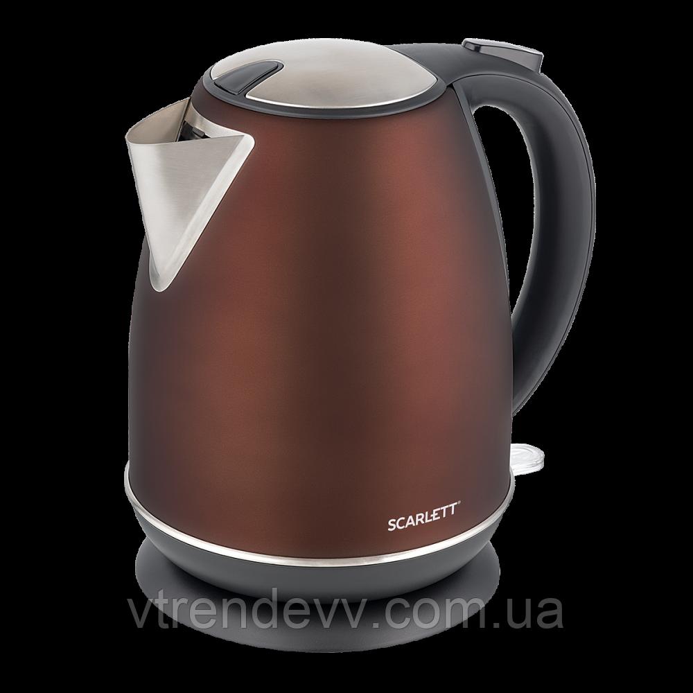 Електричний чайник Scarlett SC-EK21S84 2200 Вт