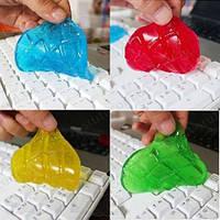 Super Clean гель для чистки клавиатуры и труднодоступных поверхностей