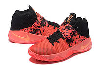 Мужские Баскетбольные кроссовки Nike Kyrie 2 (Orange/Black), фото 1