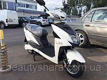Электрический скутер 3000w - 28 ah, запас хода до 100 км, Белый 005-1
