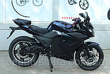 Электробайк Sport 3000 W, 35 A/H, 72 V (запас хода 100 км)