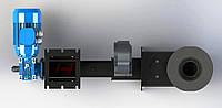 Ретортная горелка с шнековой подачей для автоматической подачи и сжигания топлива  SPZ R