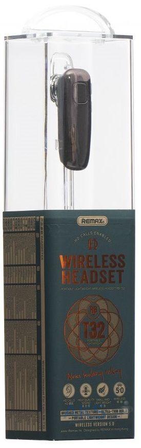 Bluetooth-гарнитуры REMAX Wireless Headset RB-T32