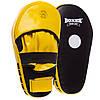 Лапа Прямая удлиненная для бокса и единоборств BOXER 2007-01 40х21х4,5см 2шт (желтая)