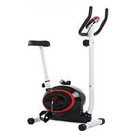 Велотренажер профессиональный магнитный кардиотренажер домашний Atleto QN-B501 для дома вертикальный