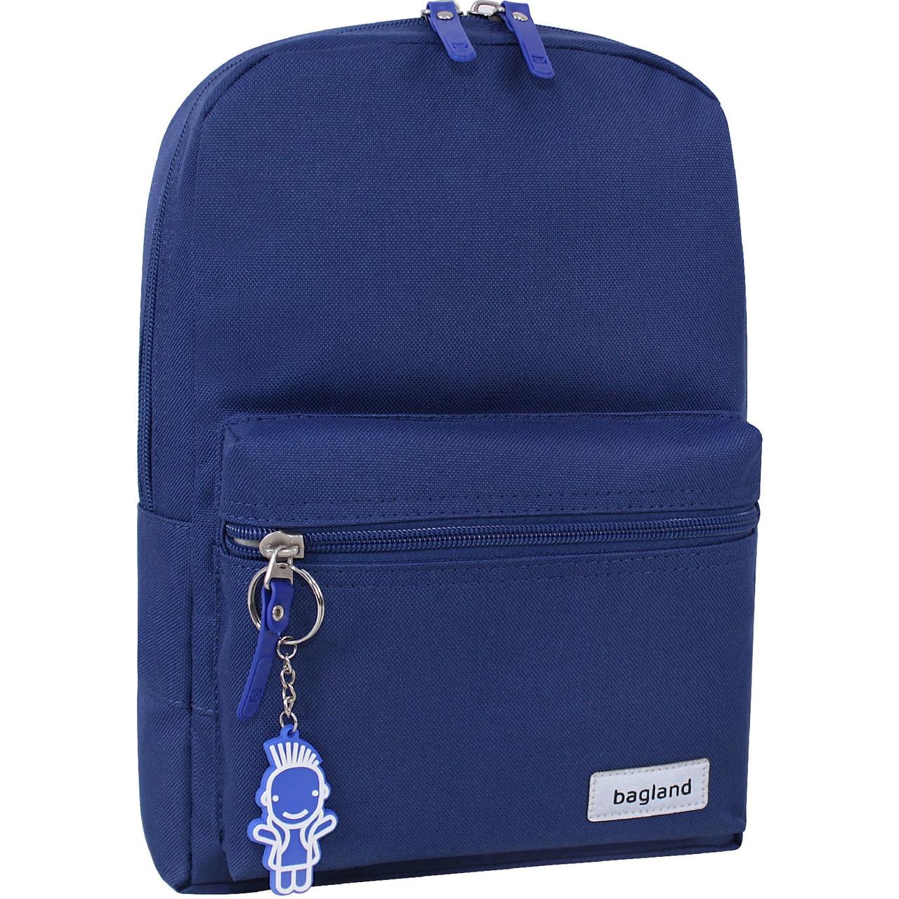 Рюкзак Bagland Молодіжний mini 8 л. синій (0050866)