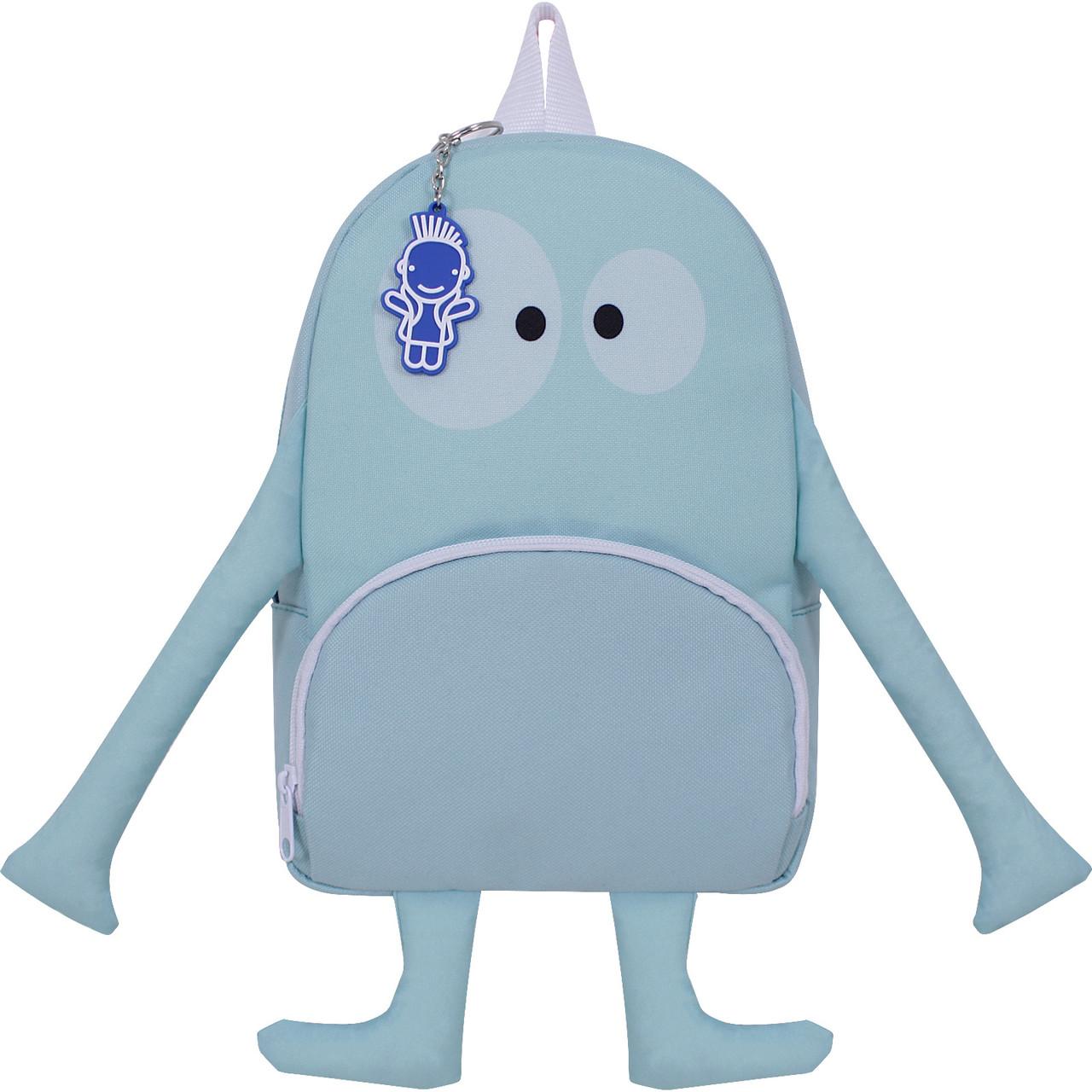 Рюкзак детский Bagland Monster 5 л. тиффани 914 (0056366)