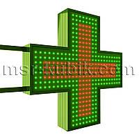 """Светодиодный аптечный крест 600х600 мм. Серия """"Standart Plus"""""""