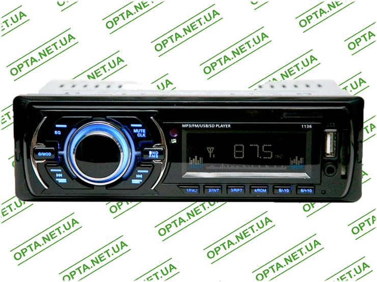 Автомагнітола Sony 1136 ISO