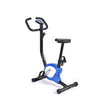 Велотренажер профессиональный механический кардио тренажер домашний Atleto B201 для дома вертикальный