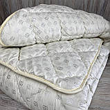 Ковдри тканини холлофайбер ОДА двоспального розміру 175х210 ( 10 шт) Стьобані зимову ковдру високої якості, фото 2