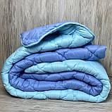 Ковдри тканини холлофайбер ОДА двоспального розміру 175х210 ( 10 шт) Стьобані зимову ковдру високої якості, фото 3