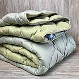 Ковдри тканини холлофайбер ОДА двоспального розміру 175х210 ( 10 шт) Стьобані зимову ковдру високої якості, фото 4