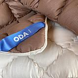 Ковдри тканини холлофайбер ОДА двоспального розміру 175х210 ( 10 шт) Стьобані зимову ковдру високої якості, фото 6