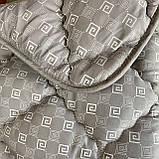 Ковдри тканини холлофайбер ОДА двоспального розміру 175х210 ( 10 шт) Стьобані зимову ковдру високої якості, фото 8