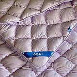 Ковдри тканини холлофайбер ОДА двоспального розміру 175х210 ( 10 шт) Стьобані зимову ковдру високої якості, фото 9