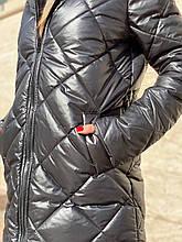 Жіноча куртка, плащівка, р-р S, M, L (чорний)