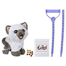 Интерактивный котенок Ками FurReal Friends Kami My Poopin Kitty Plush Exclusive Hasbro