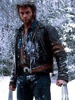 Люди Икс : Куртка Россомахи кожаная куртка, фото 1
