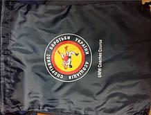 рюкзак с логотипом шелкография