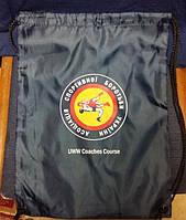 печать логотипов на рюкзаках