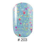 Гель-лак для ногтей Naomi Candy Bar Collection №203