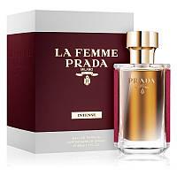 Женский оригинальный парфюм Prada  La Femme Intense  50ml
