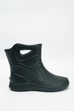 Сапоги мужские пена темно-зеленые Dreamstan 136080T