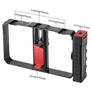 Универсальная клетка, рамка,  держатель - Mcoplus для телефона - смартфона