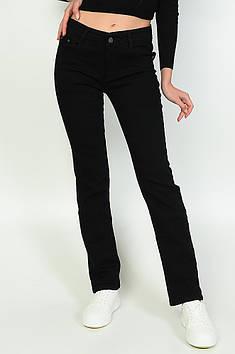 Джинси жіночі чорні розмір 30 AAA 135649T