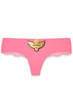 Стрінги жіночі рожеві La Volle 130991T