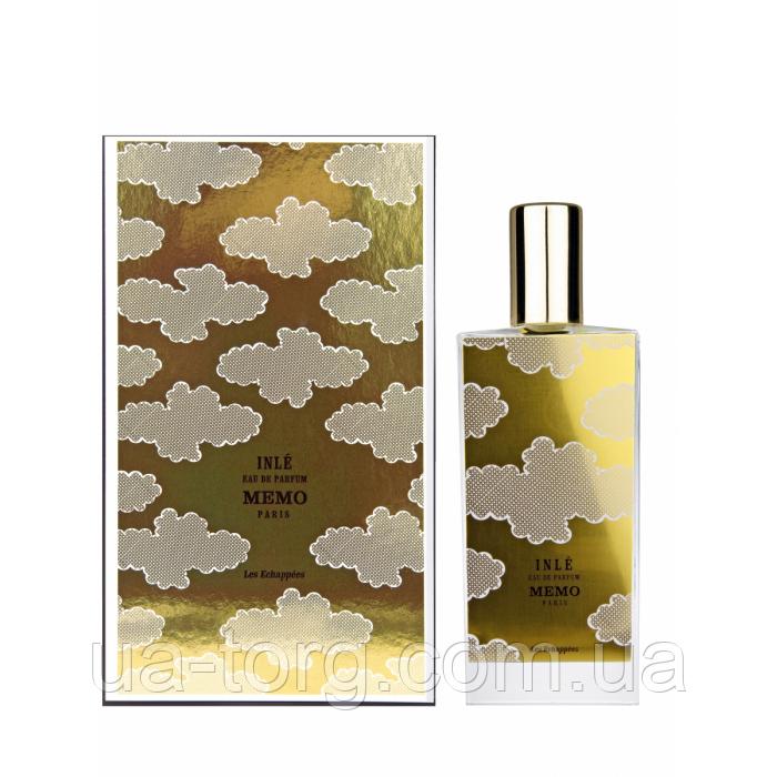 Жіноча парфумована вода Memo Inle 75 мл (Original Quality)