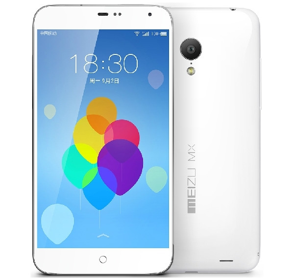 Смартфон Meizu MX4 16GB (White)