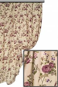 Ткань Хлопок Цветы №10